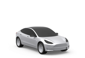 Tesla model 3 - Onde service type