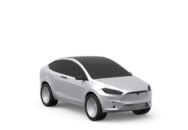 Tesla model X - Onde service type